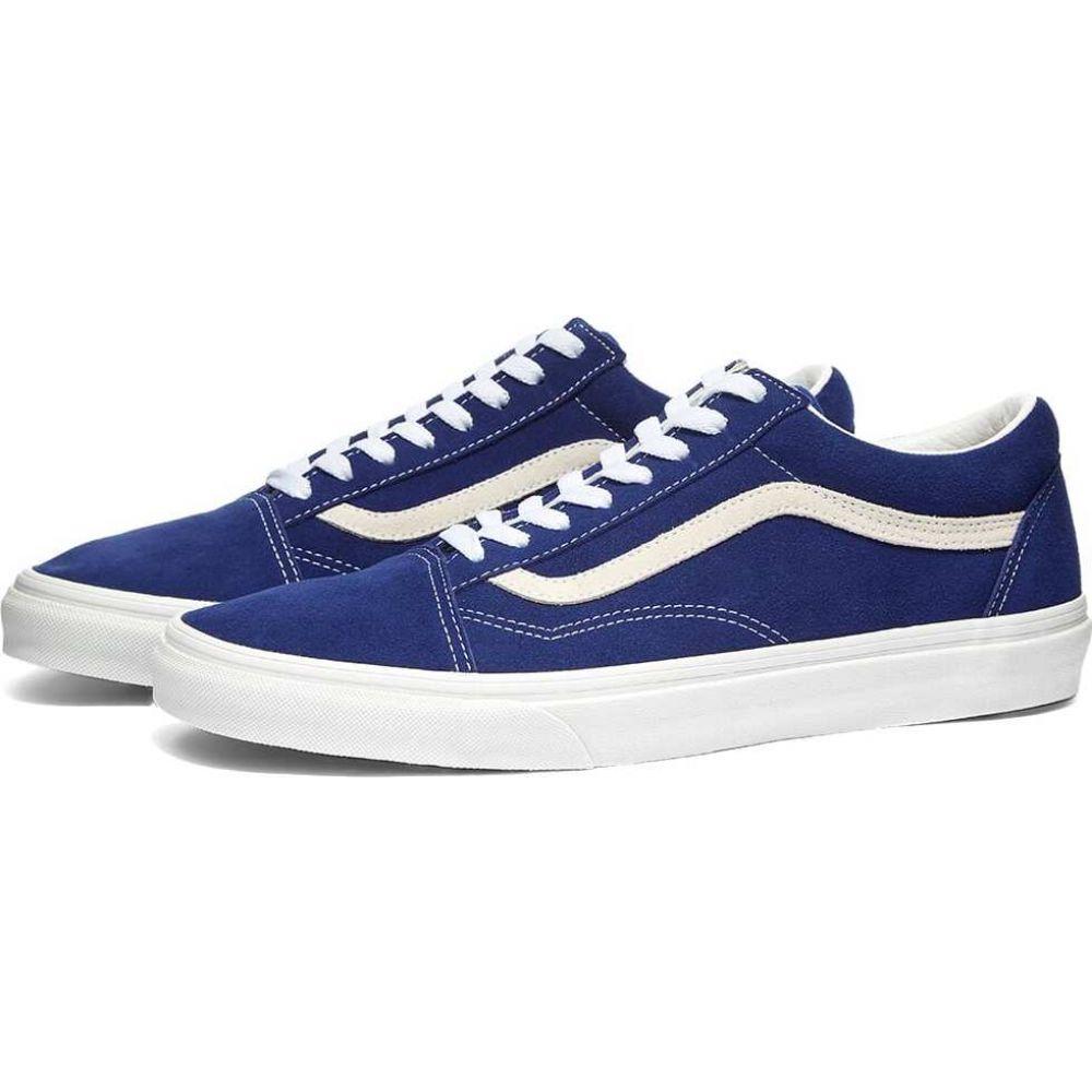 ヴァンズ Vans メンズ スニーカー シューズ・靴【UA Old Skool Suede】Blueprint