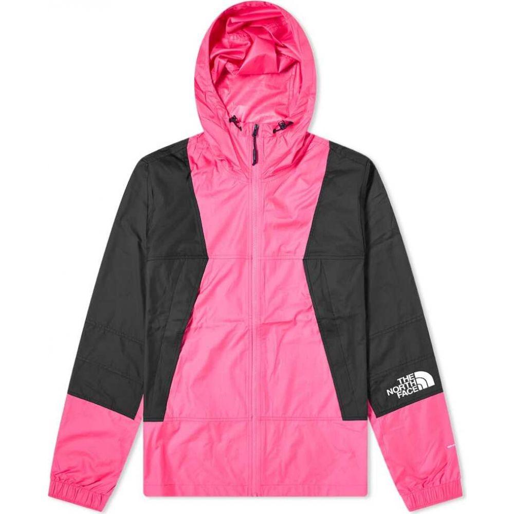ザ ノースフェイス The North Face メンズ ジャケット ウィンドシェル アウター【Mtn Light Windshell Jacket】Mr. Pink