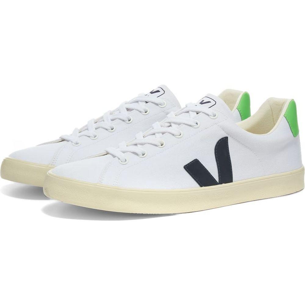 ヴェジャ Veja メンズ スニーカー シューズ・靴【Esplar SE Sneaker】White/Absinthe
