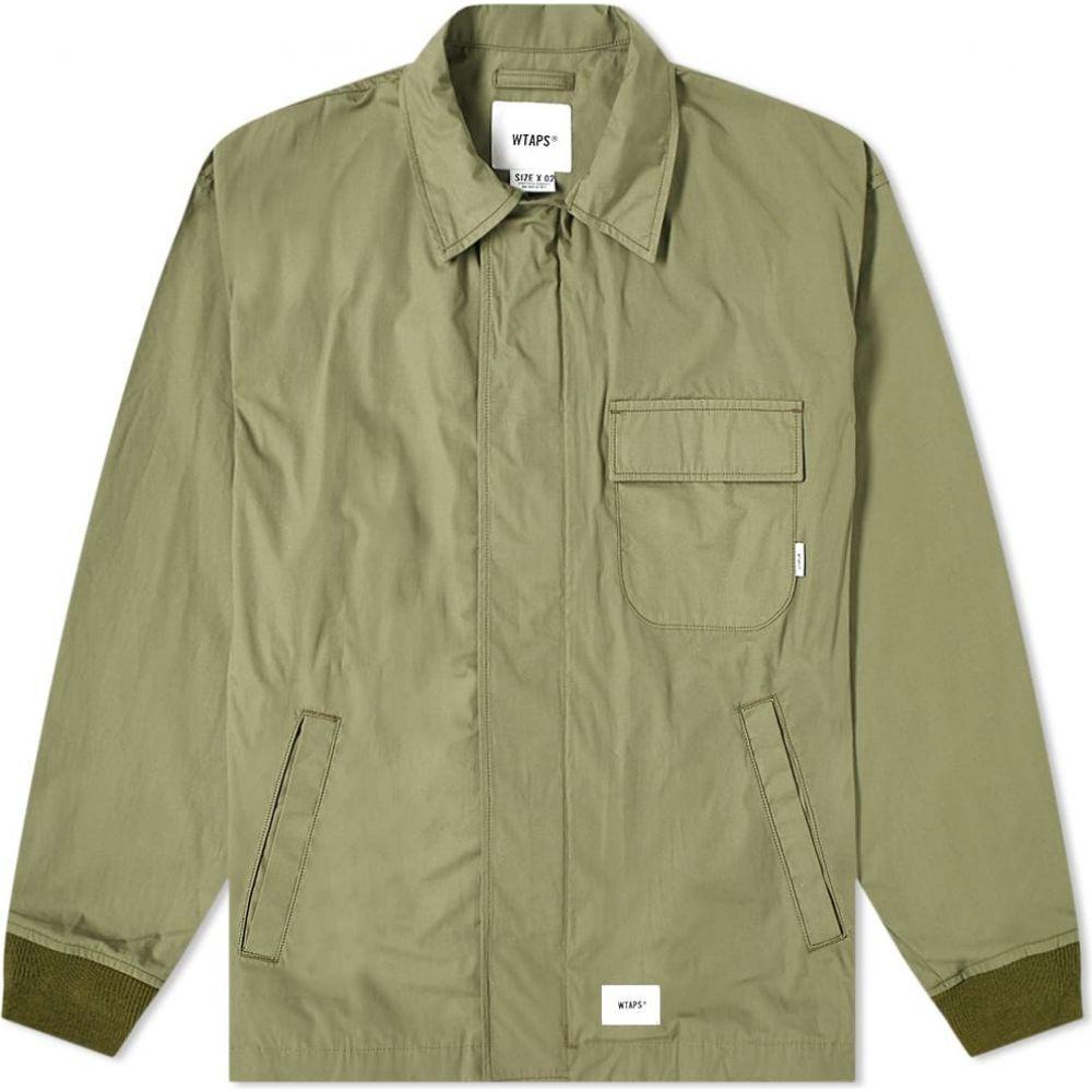 ダブルタップス WTAPS メンズ ジャケット アウター【D2 Jacket】Olive Drab