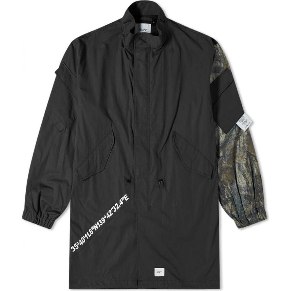 ダブルタップス WTAPS メンズ ジャケット アウター【W51 Jacket】Black