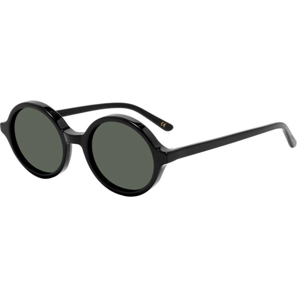 ハン コペンハーゲン Han Kjobenhavn メンズ メガネ・サングラス 【Han Doc Sunglasses】Black