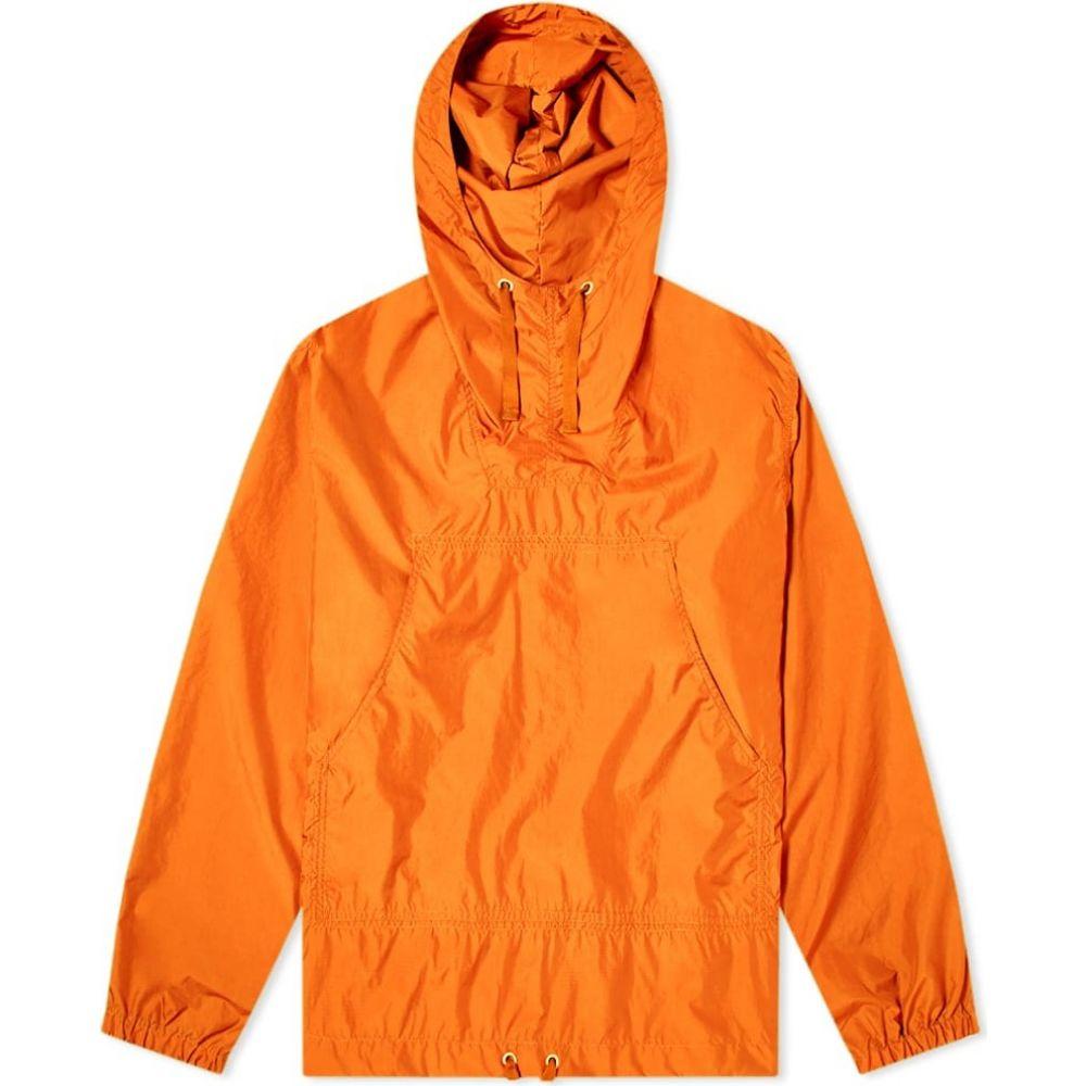 ビームス プラス Beams Plus メンズ ジャケット アウター【Mil Smock Eco Jacket】Orange