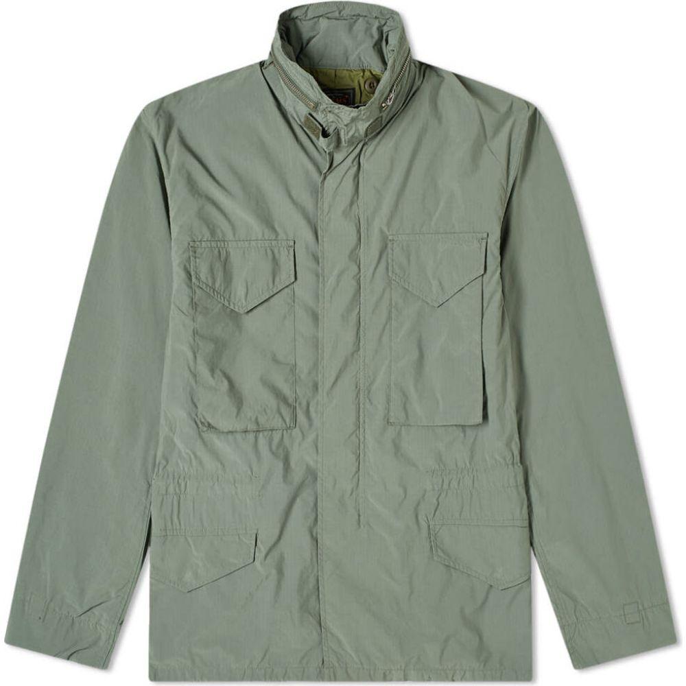 ビームス プラス Beams Plus メンズ ジャケット フィールドジャケット アウター【M-65 Type Jacket】Sage