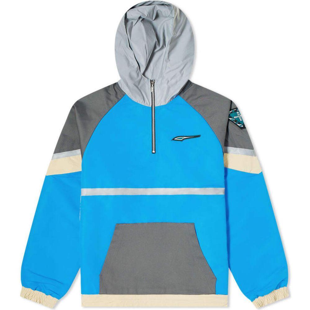 プーマ Puma メンズ ジャケット ルード アウター【x Rhude HZ Jacket】Palace Blue