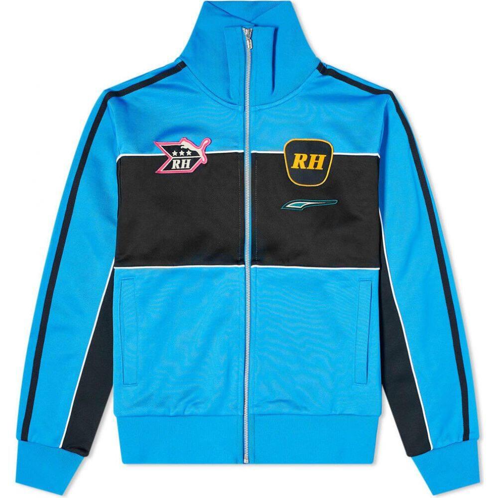 プーマ Puma メンズ ジャージ ルード アウター【x Rhude Track Jacket】Palace Blue