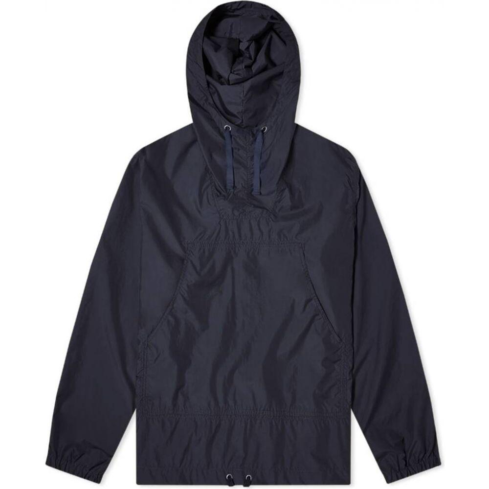 ビームス プラス Beams Plus メンズ ジャケット アウター【Mil Smock Eco Jacket】Navy