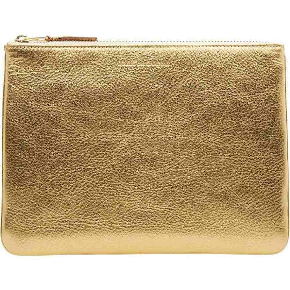 コムデギャルソン Comme des Garcons Wallet メンズ 財布 【Comme des Garcons SA5100G Gold Wallet】Gold