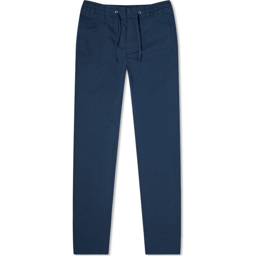NN07 メンズ ボトムス・パンツ 【Tristan Drawstring Pant】Navy Blue