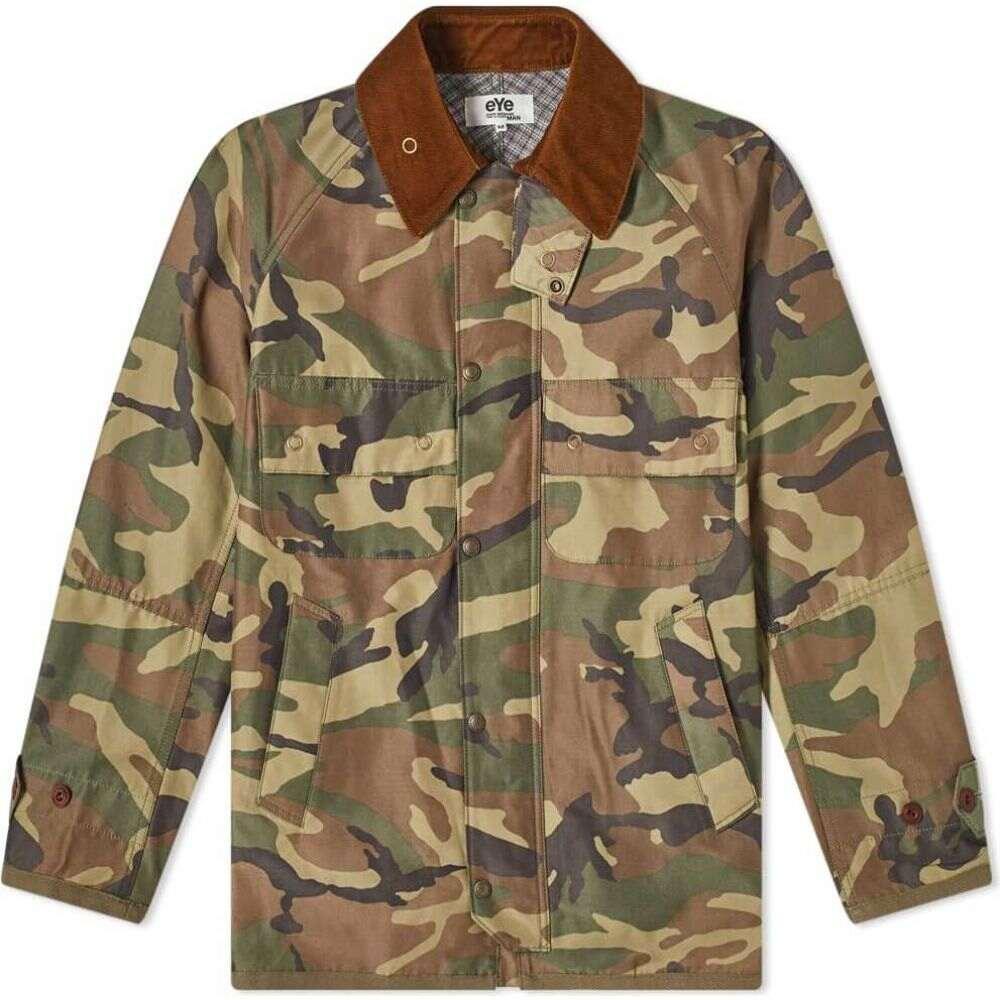 ジュンヤ ワタナベ Junya Watanabe MAN メンズ ジャケット アウター【Camo Cotton Grosgrain Camo Jacket】Camo