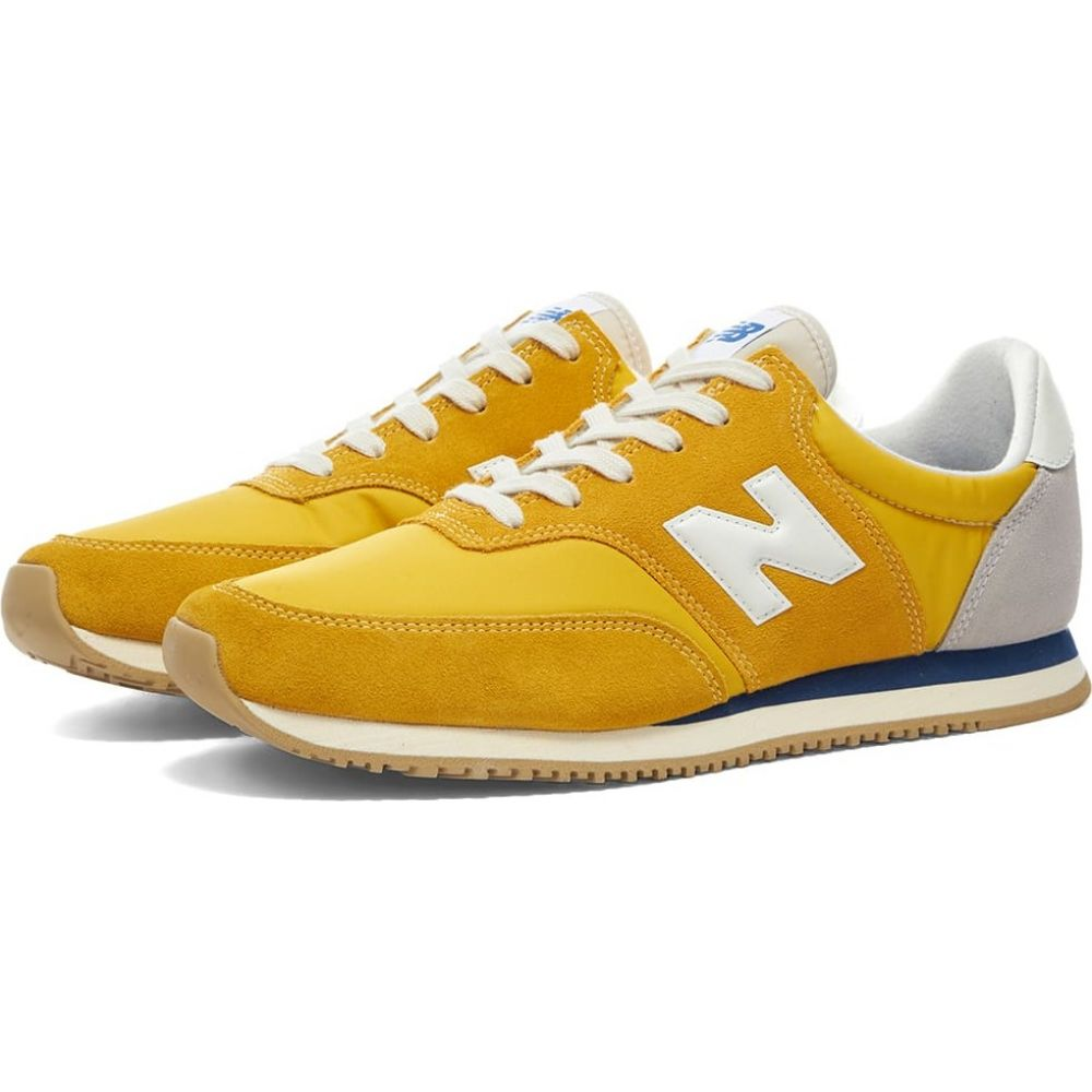 ニューバランス New Balance メンズ スニーカー シューズ・靴【MLC100BQ】Yellow