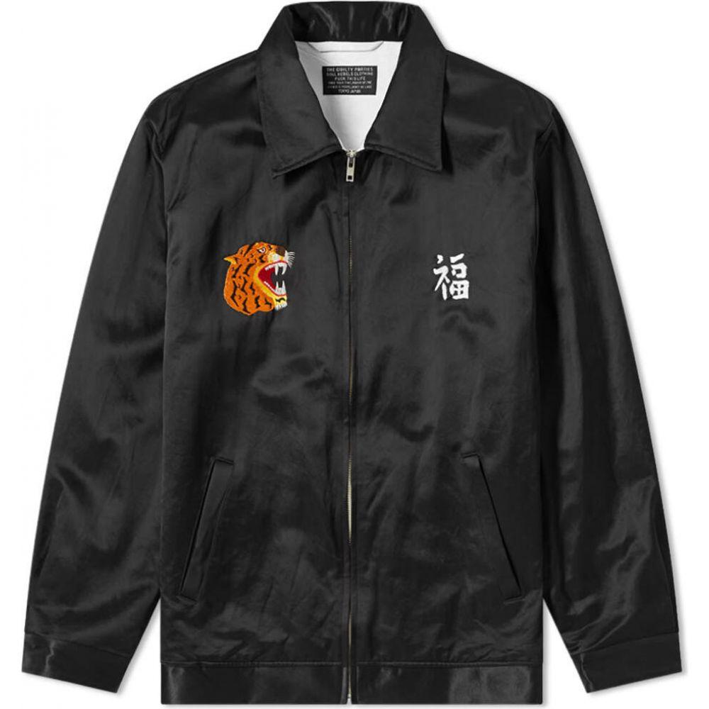 ワコマリア Wacko Maria メンズ ジャケット アウター【Vietnam Jacket】Black