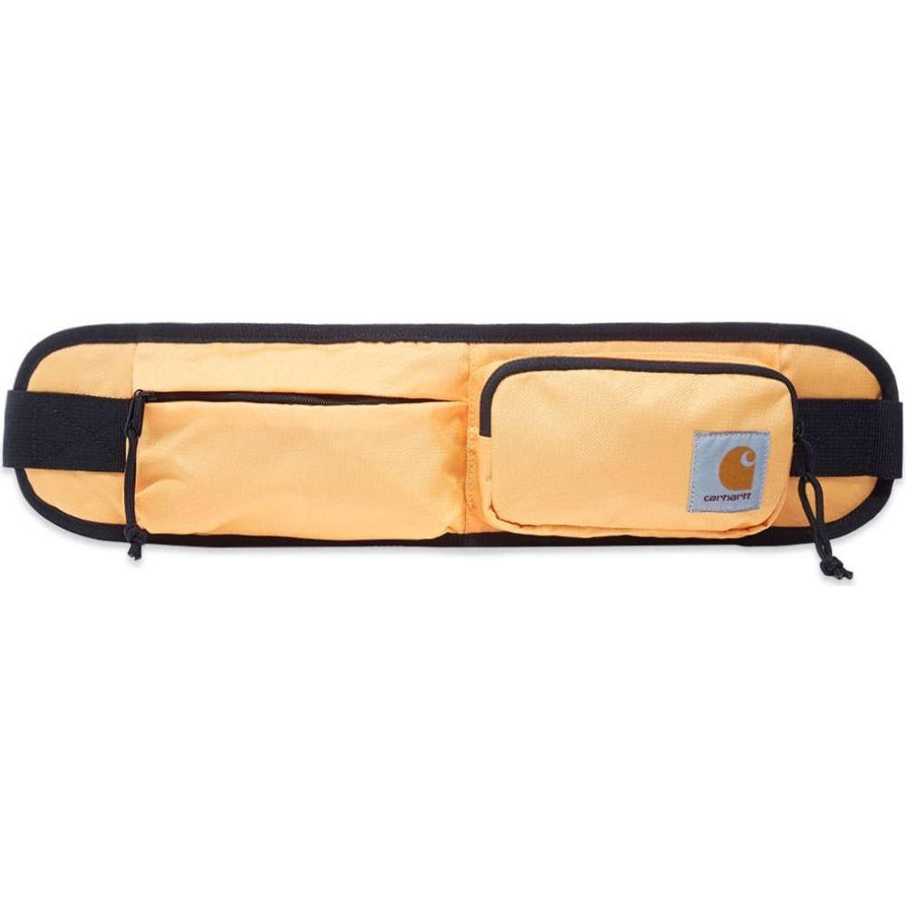 カーハート Carhartt WIP メンズ ボディバッグ・ウエストポーチ バッグ【Delta Belt Bag】Pop Orange