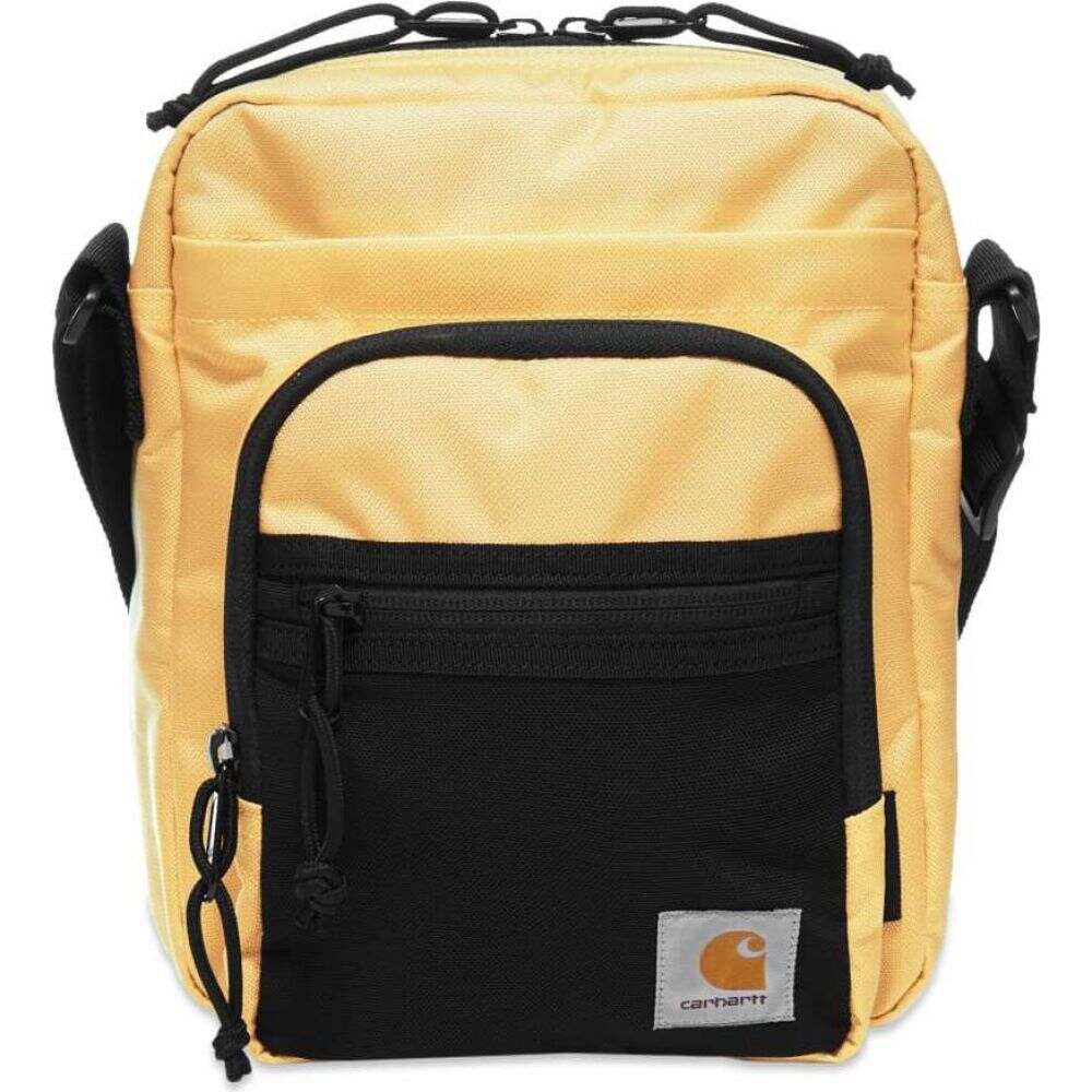 カーハート Carhartt WIP メンズ ショルダーバッグ バッグ【Delta Strap Bag】Pop Orange