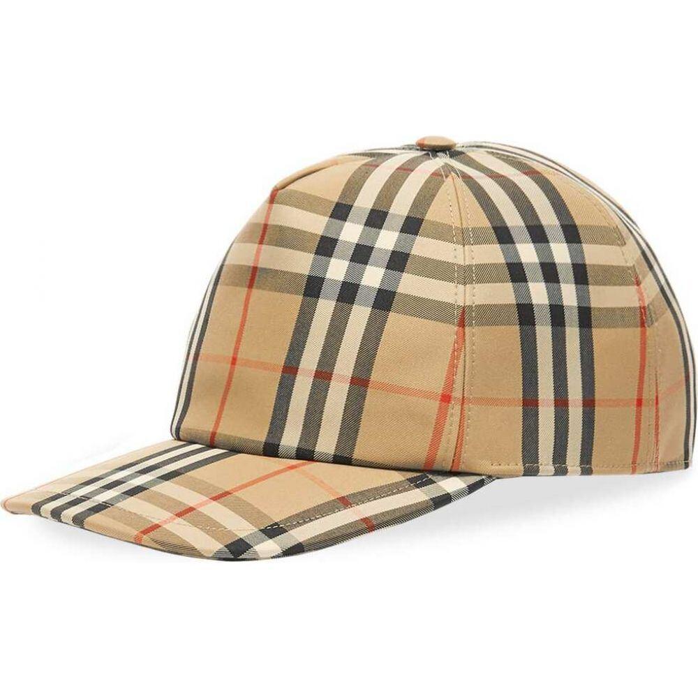 バーバリー Burberry メンズ キャップ 帽子【Skip Cap】Archive Beige