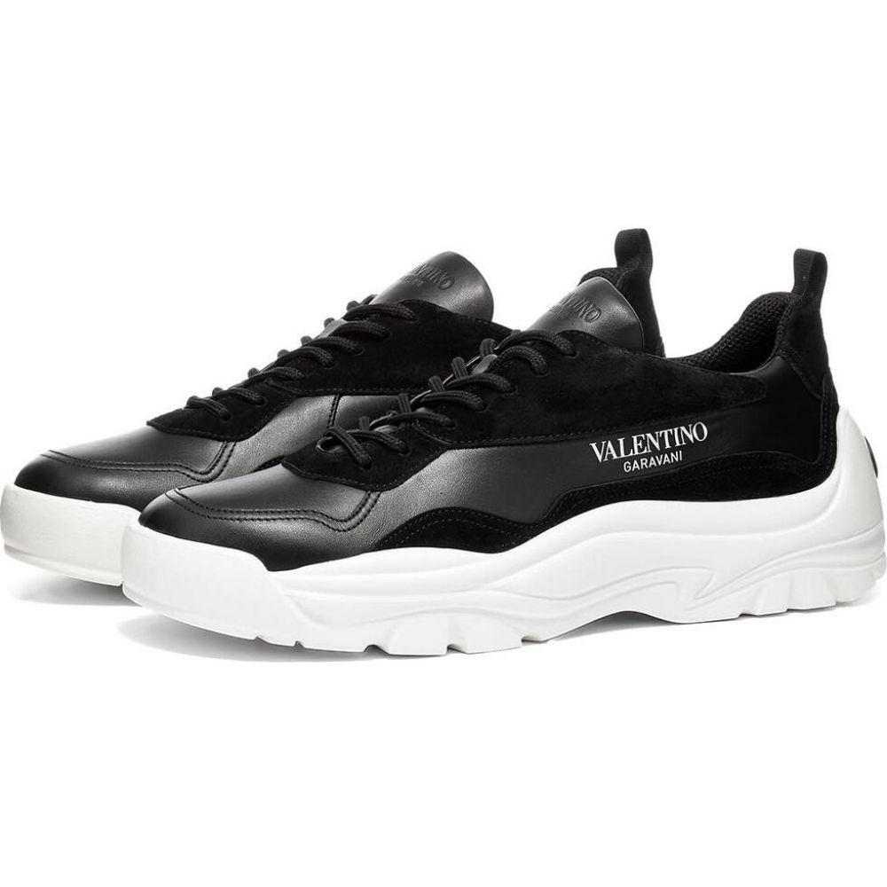 ヴァレンティノ Valentino メンズ スニーカー シューズ・靴【Gumboy Logo Sneaker】Black