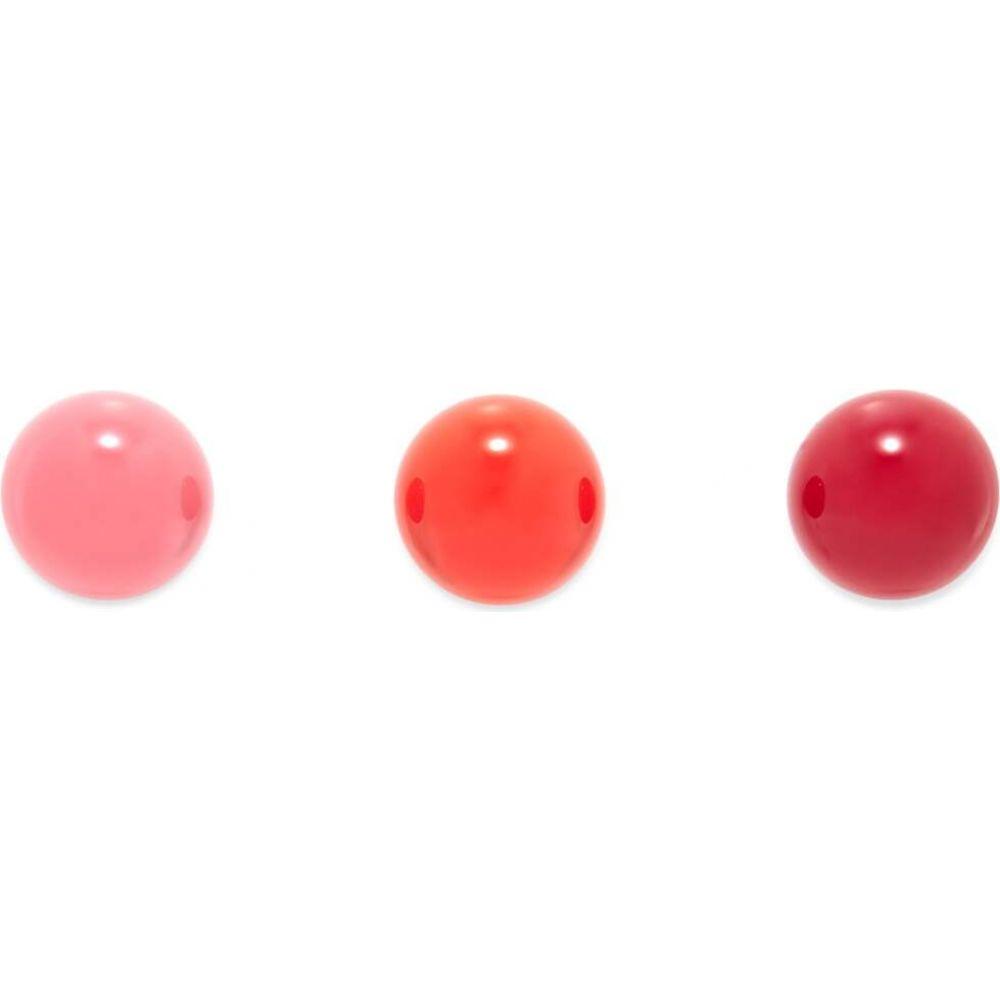ヴィトラ Vitra メンズ コート 3点セット アウター【Hella Jongerius 2015 Coat Dots - 3 Pack】Red