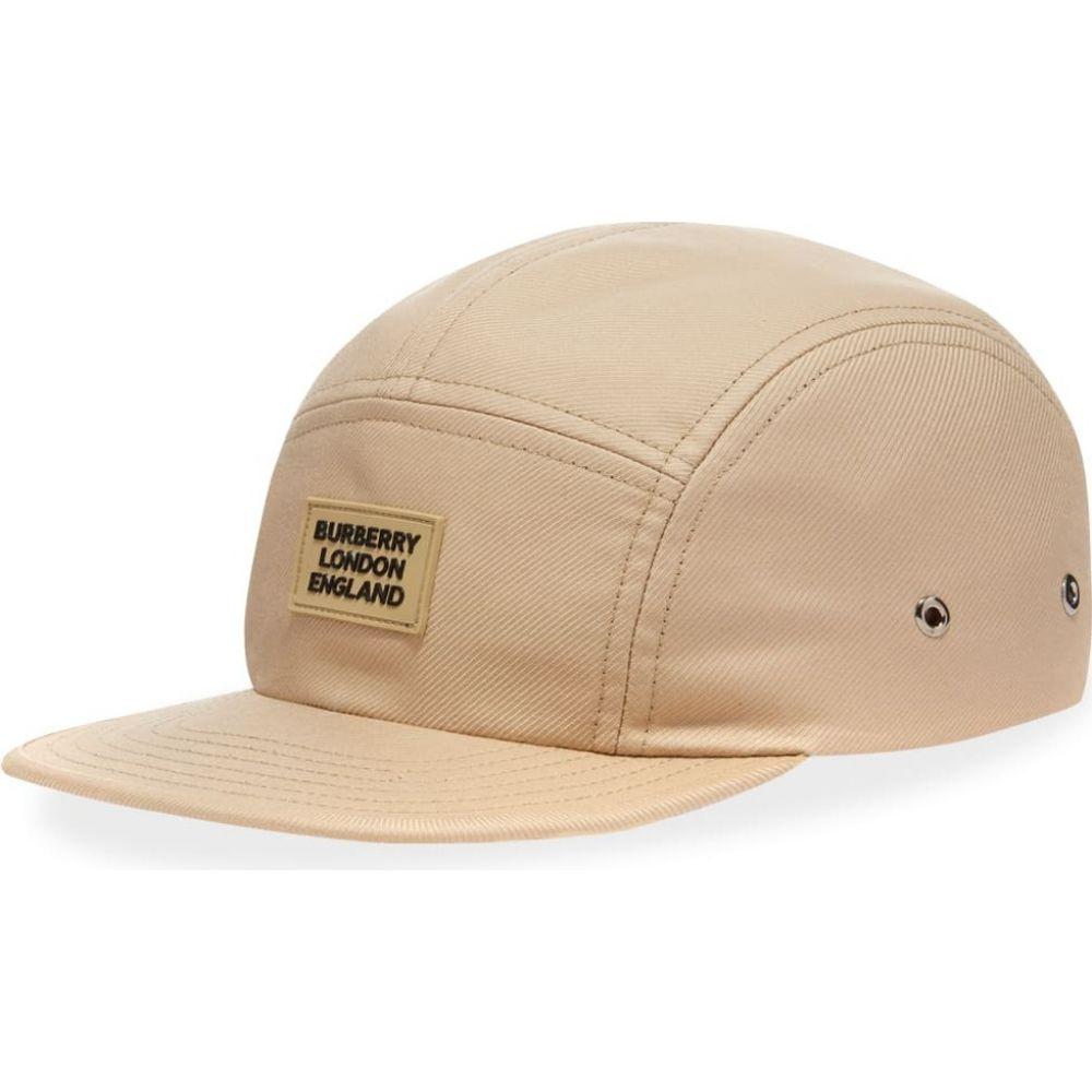 バーバリー Burberry メンズ キャップ ベースボールキャップ 帽子【Logo Baseball Cap】Soft Fawn