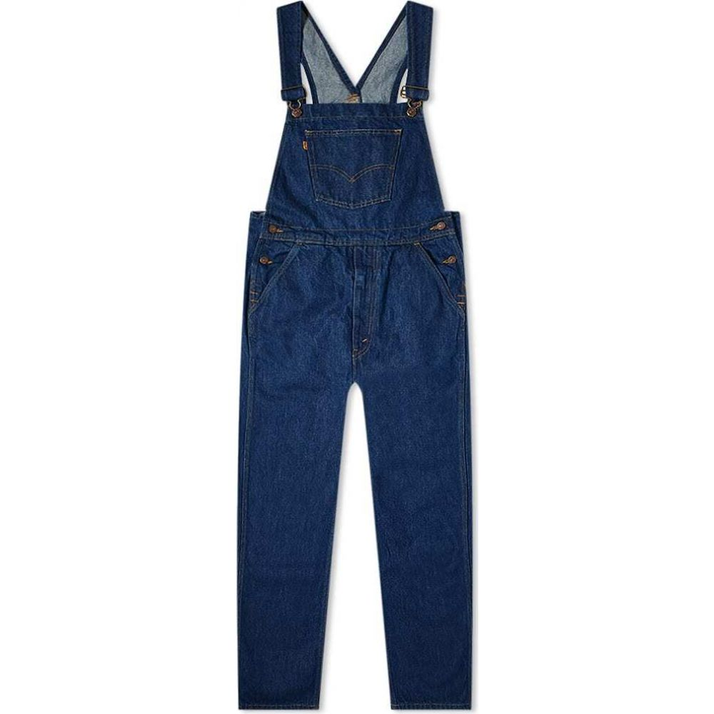 リーバイス Levis Vintage Clothing メンズ オーバーオール ダンガリー ボトムス・パンツ【Levi's Vintage Clothing Orange Tab Dungarees】Dark Blue