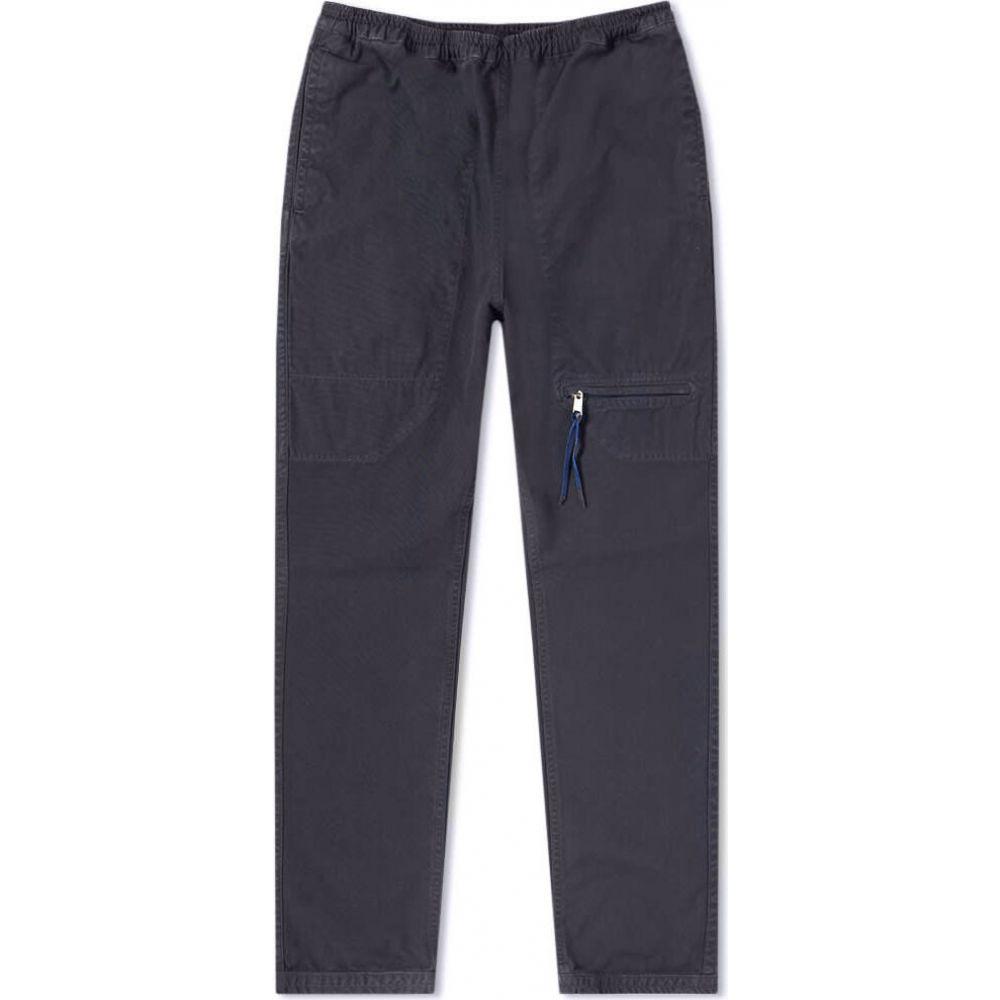 ノンネイティブ Nonnative メンズ スウェット・ジャージ ボトムス・パンツ【Educator Easy Pants】Navy