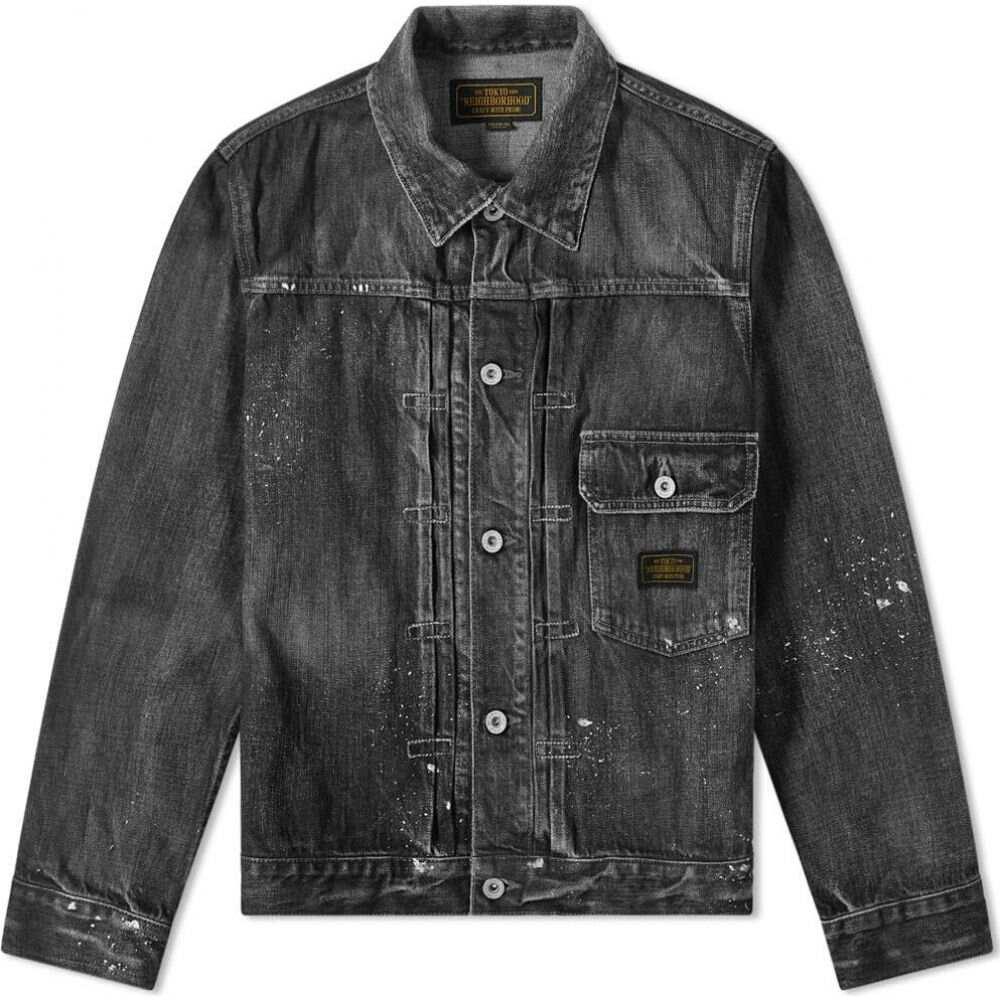 ネイバーフッド Neighborhood メンズ ジャケット アウター【Savage Stockman Type-A Jacket】Black