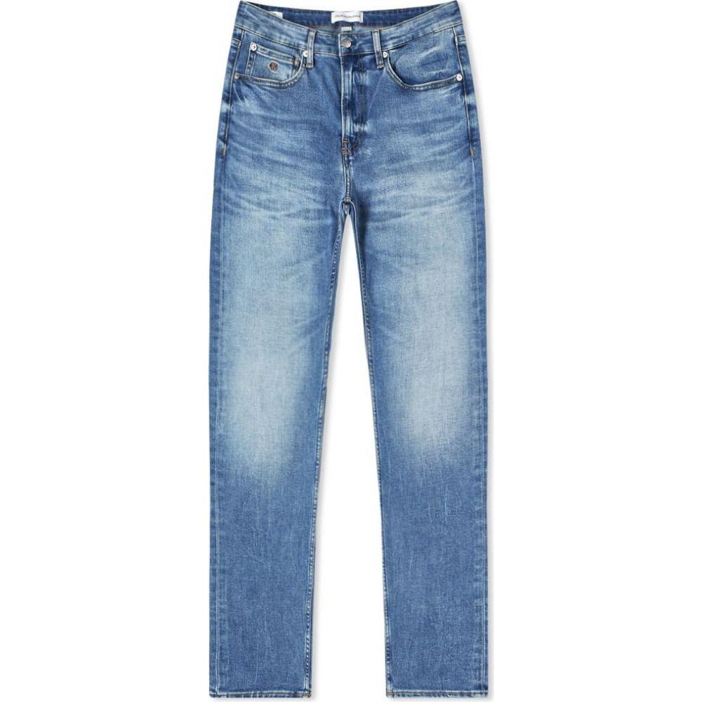 カルバンクライン Calvin Klein メンズ ジーンズ・デニム ボトムス・パンツ【058 Slim Taper Jean】Light Wash