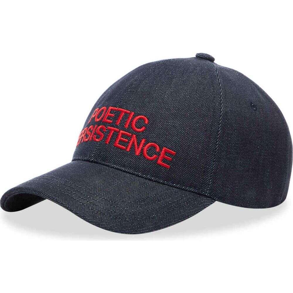 アーペーセー A.P.C. メンズ キャップ 帽子【Poetic Persistence Cap】Red