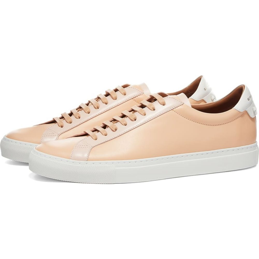 ジバンシー Givenchy メンズ スニーカー ローカット シューズ・靴【Urban Street Low Sneaker】Pink/White
