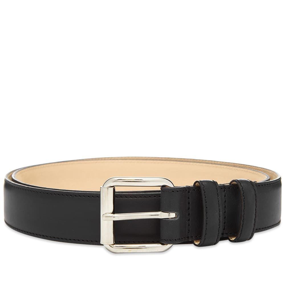 アーペーセー A.P.C. メンズ ベルト 【classic paris belt】Black