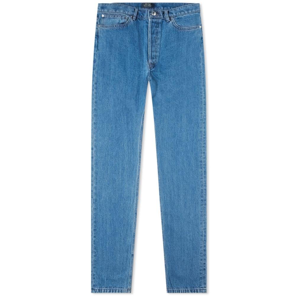 アーペーセー A.P.C. メンズ ジーンズ・デニム ボトムス・パンツ【petit standard jean】Washed Indigo