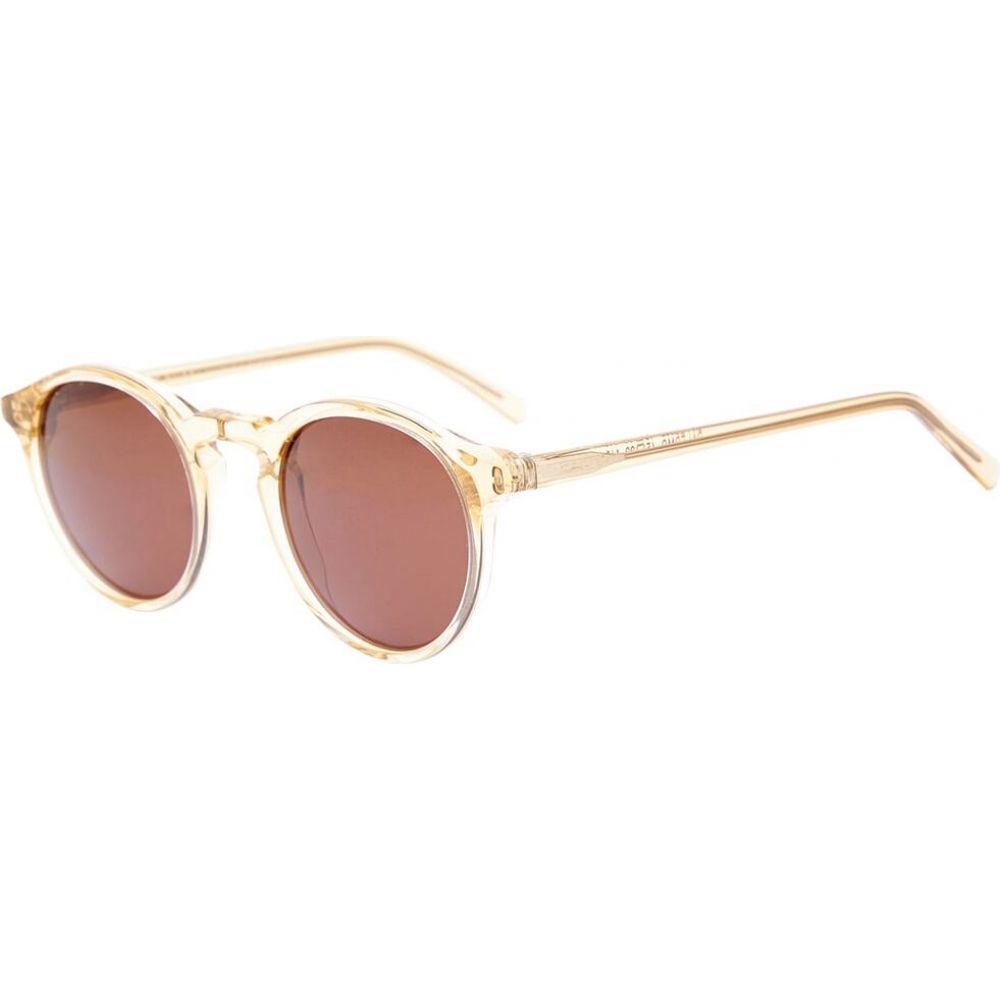 ア カインド オブ ガイズ A Kind of Guise メンズ メガネ・サングラス 【Palermo Sunglasses】Miel/Brown