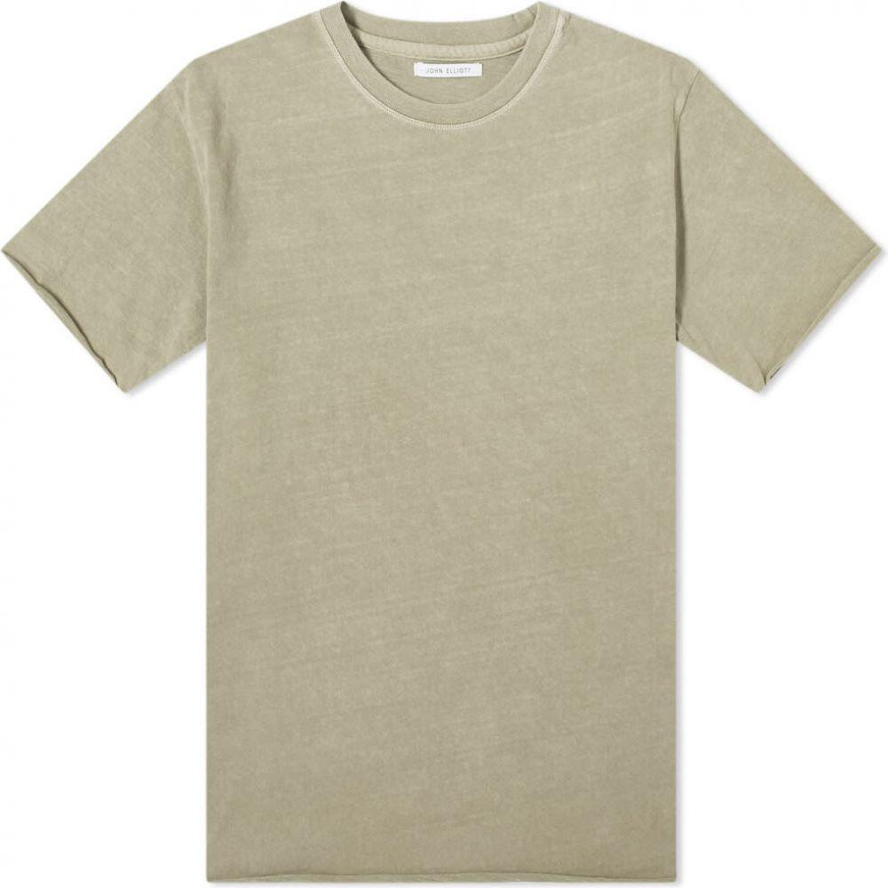 ジョン エリオット John Elliott メンズ Tシャツ トップス【Anti-Expo Tee】Sage