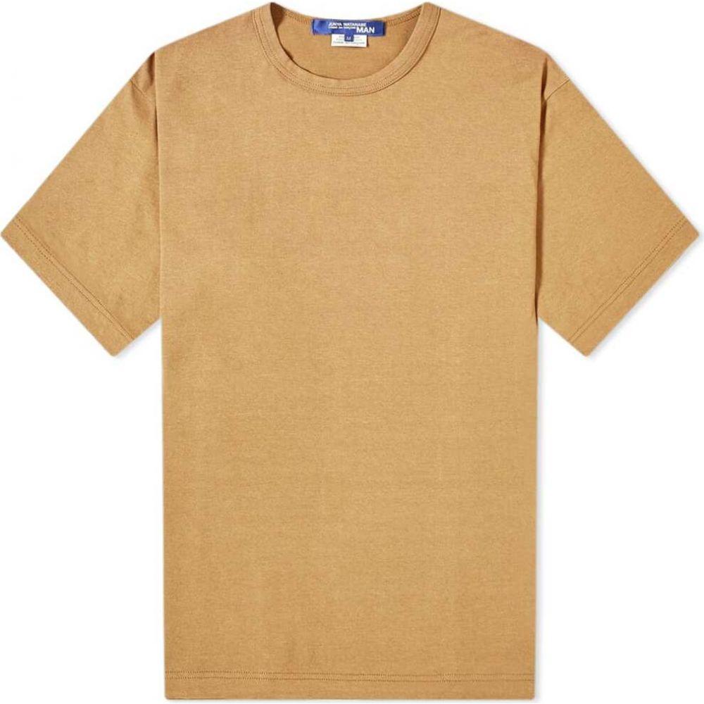 ジュンヤ ワタナベ Junya Watanabe MAN メンズ Tシャツ トップス【Classic Tee】Beige