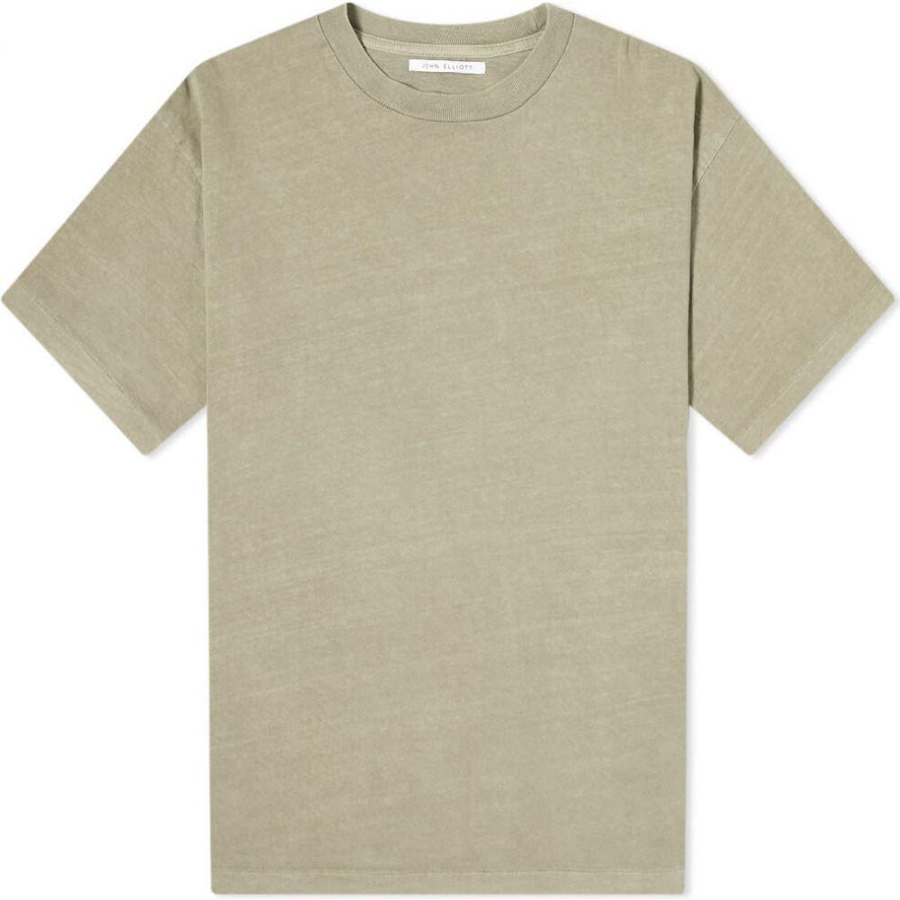 ジョン エリオット John Elliott メンズ Tシャツ トップス【University Tee】Sage