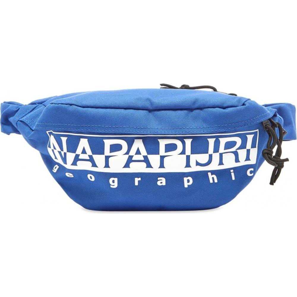 ナパピリ Napapijri メンズ ボディバッグ・ウエストポーチ バッグ【Happy Day Waist Bag】Ultramarine