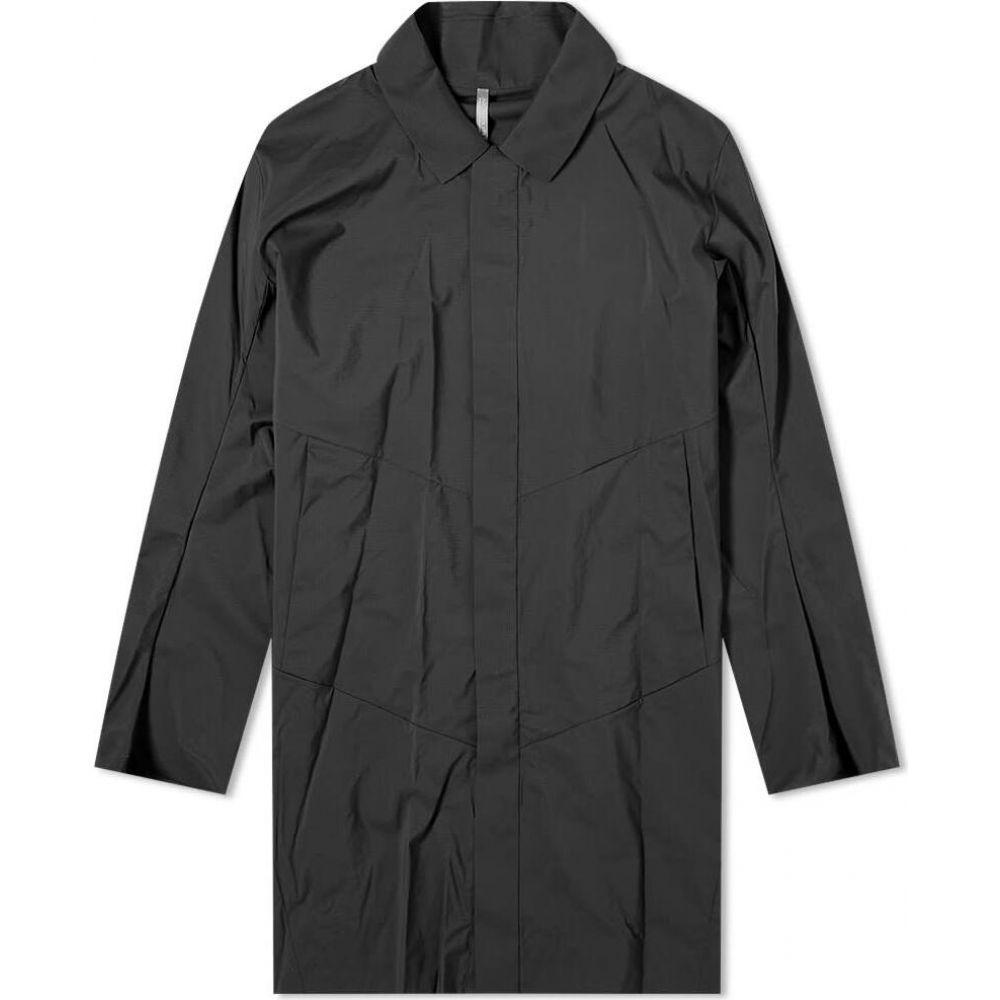 アークテリクス Arcteryx Veilance メンズ コート アウター【Arc'teryx Veilance Demlo Coat】Black