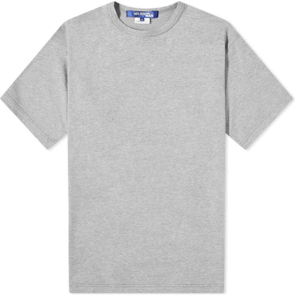 ジュンヤ ワタナベ Junya Watanabe MAN メンズ Tシャツ トップス【Classic Tee】Top Grey