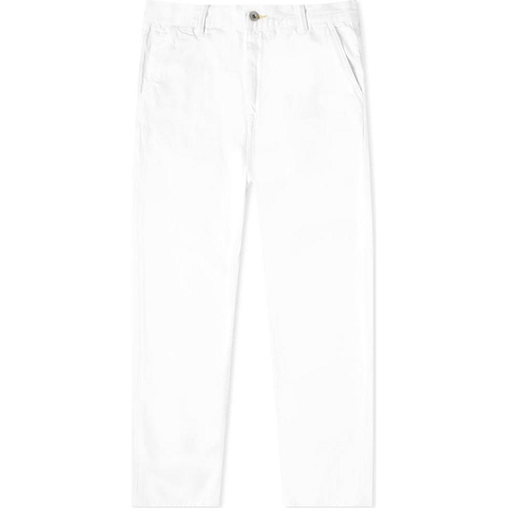 エドウィン Edwin メンズ ジーンズ・デニム ボトムス・パンツ【Cropped Denim Universe Pant】White Garment Dyed