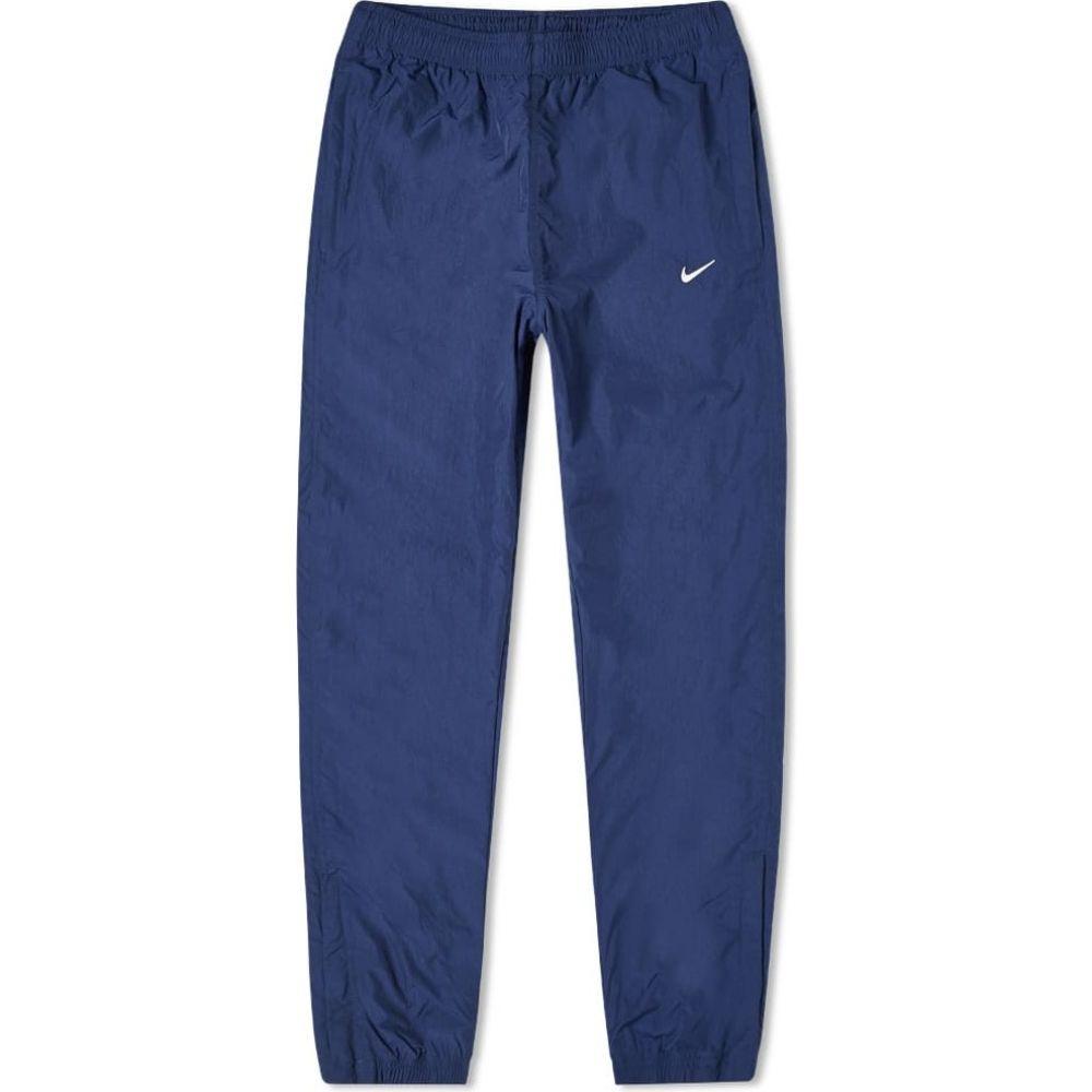 ナイキ Nike メンズ スウェット・ジャージ ボトムス・パンツ【NRG Track Pant】Midnight Navy