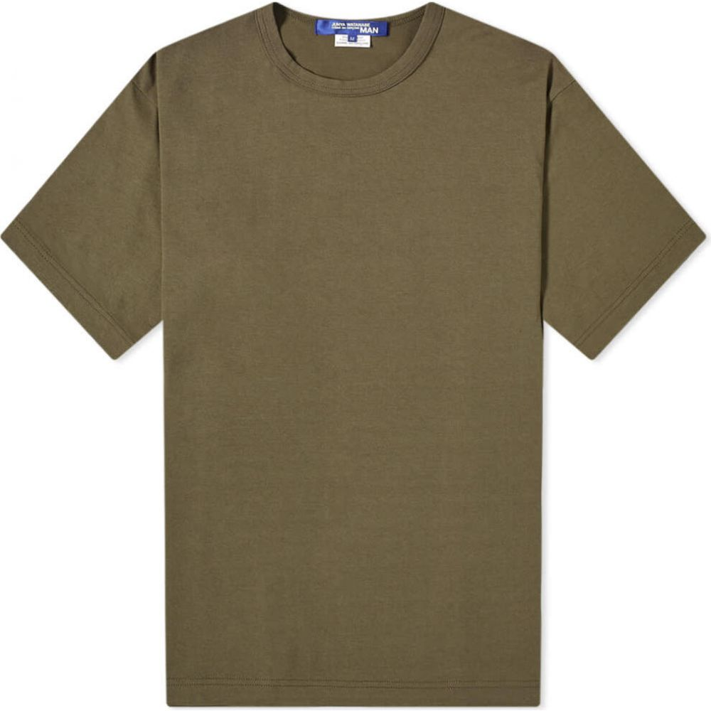 ジュンヤ ワタナベ Junya Watanabe MAN メンズ Tシャツ トップス【Classic Tee】Khaki