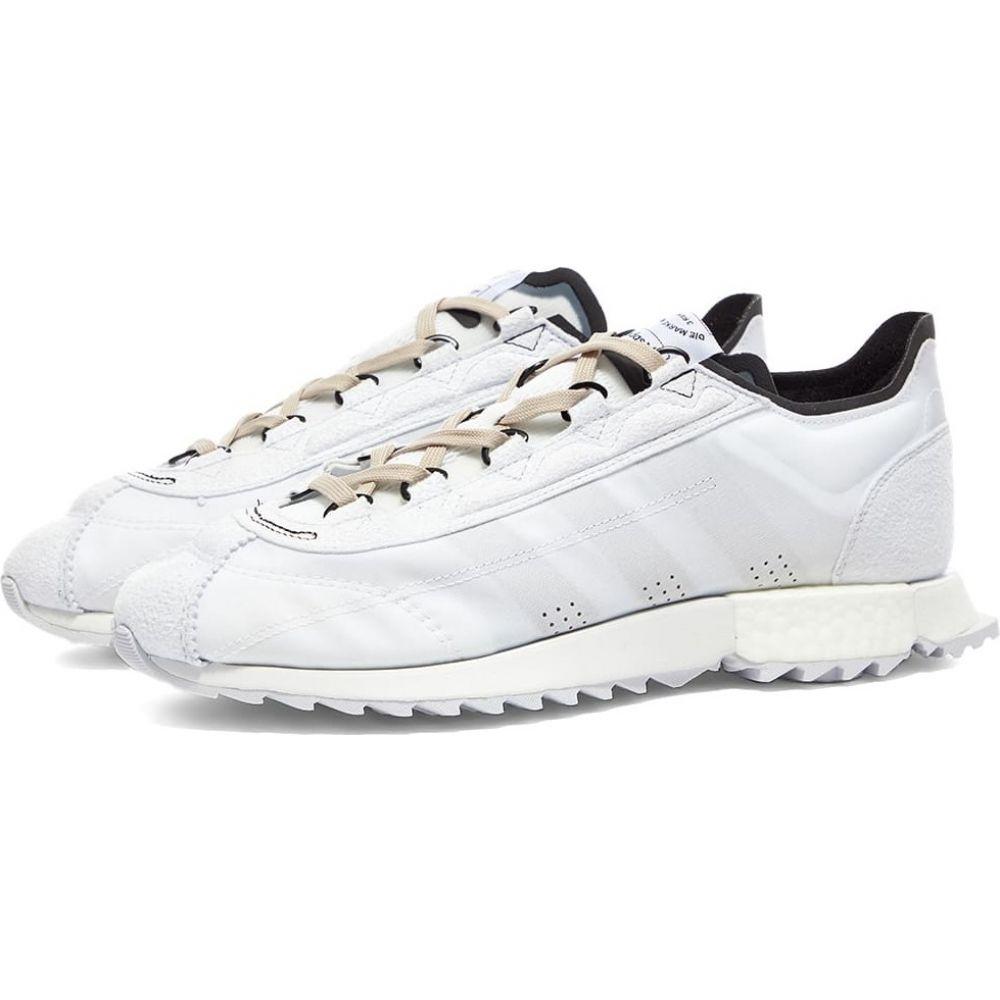 アディダス Adidas メンズ スニーカー シューズ・靴【SL Workshop】White/Crystal White/Black
