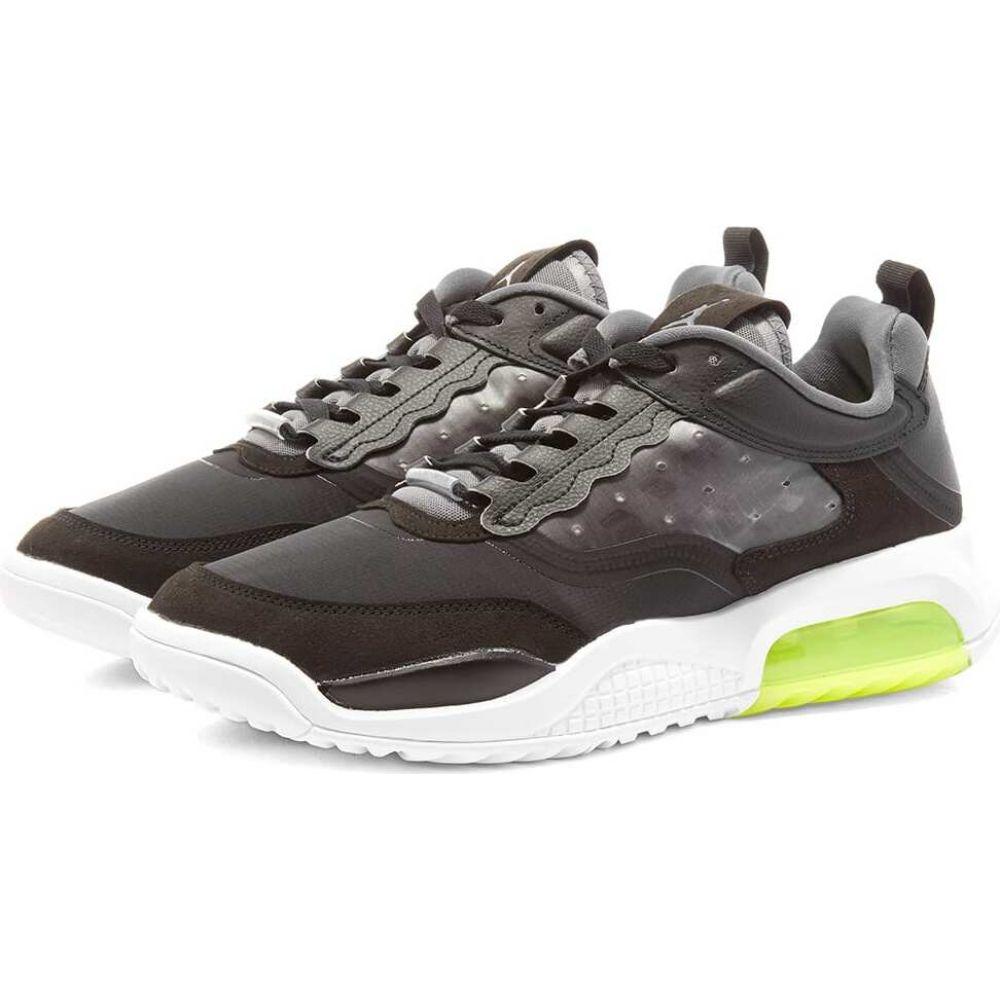 ナイキ ジョーダン Nike Jordan メンズ スニーカー シューズ・靴【Air Jordan Max 200】Black/Dark Grey/Volt