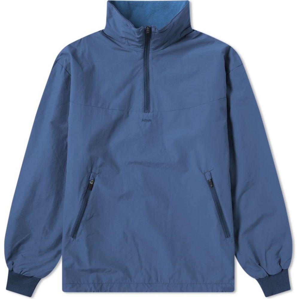 アドサム Adsum メンズ ジャケット アウター【UC Popover Jacket】Navy