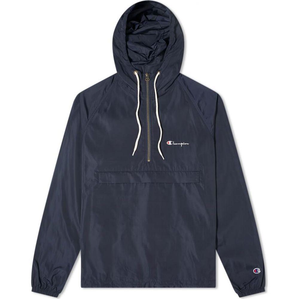 チャンピオン メンズ アウター ジャケット メーカー再生品 Navy サイズ交換無料 jacket smock Champion Reverse Weave 2020A/W新作送料無料