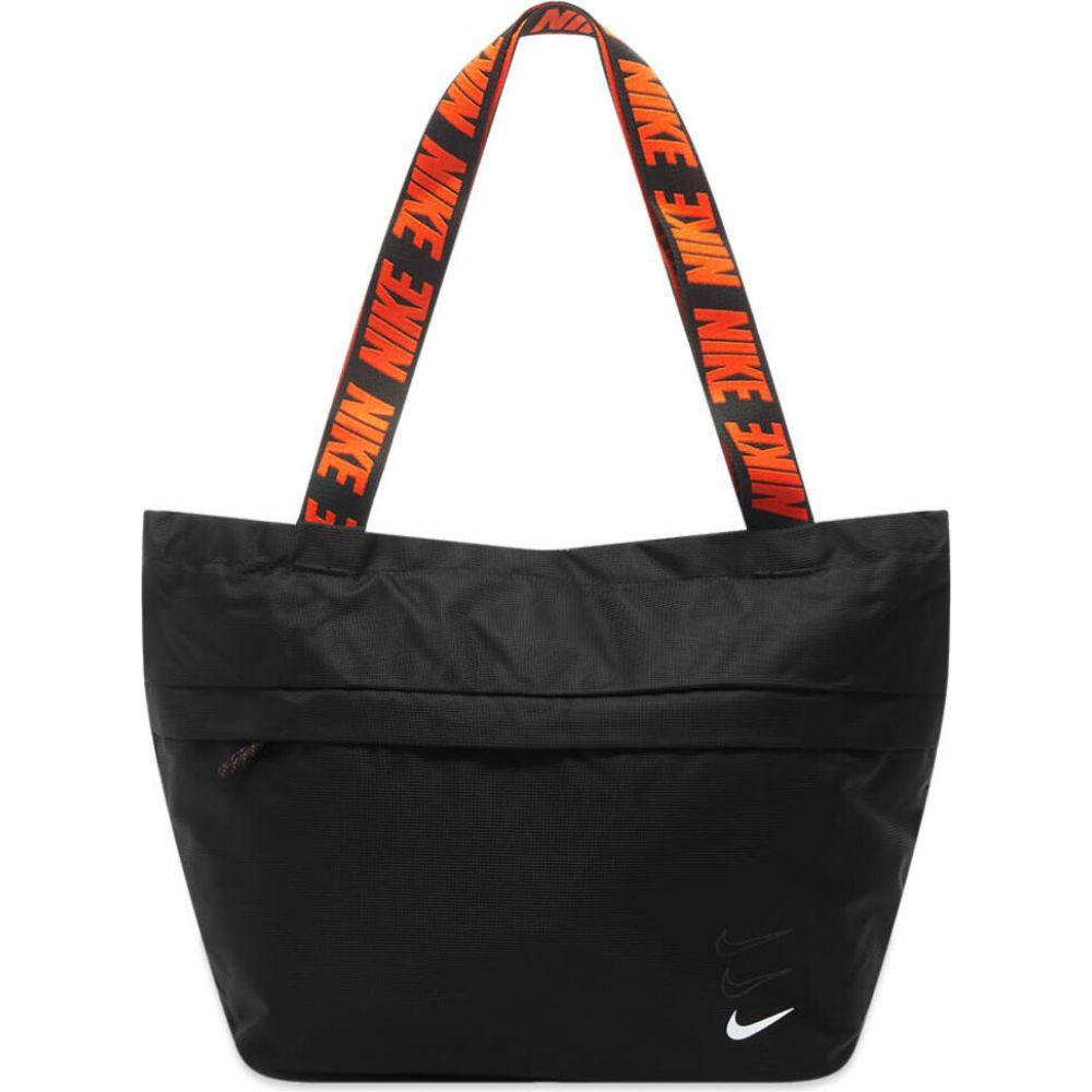 ナイキ Nike メンズ トートバッグ バッグ【essentials tote】Black/White