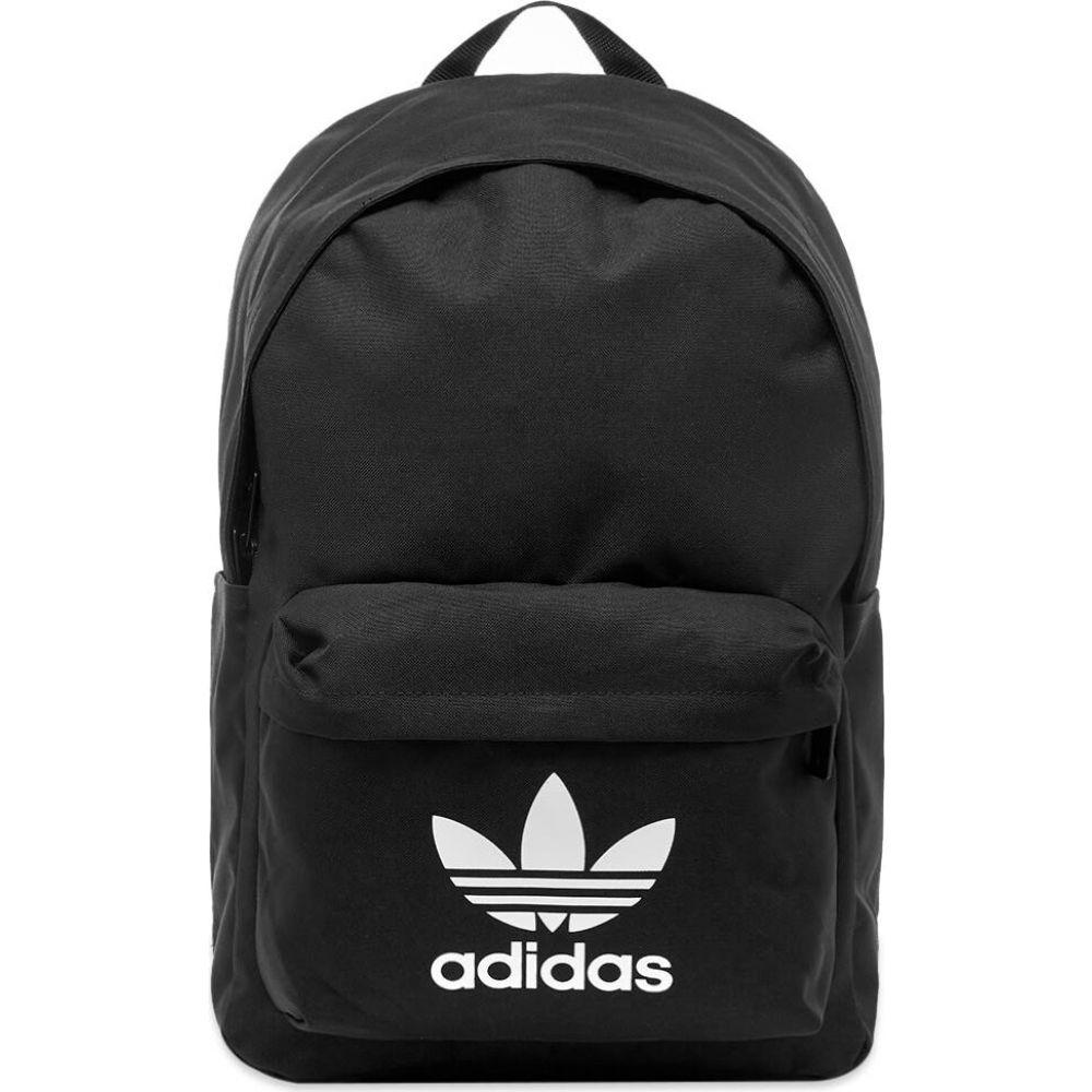 アディダス Adidas メンズ バックパック・リュック バッグ【classic backpack】Black