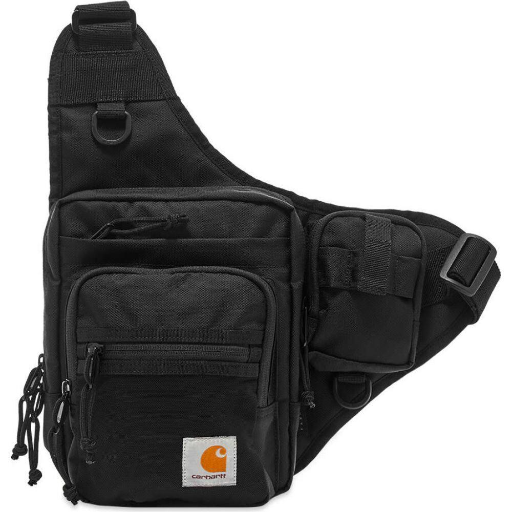 カーハート Carhartt WIP メンズ ショルダーバッグ バッグ【delta shoulder bag】Black