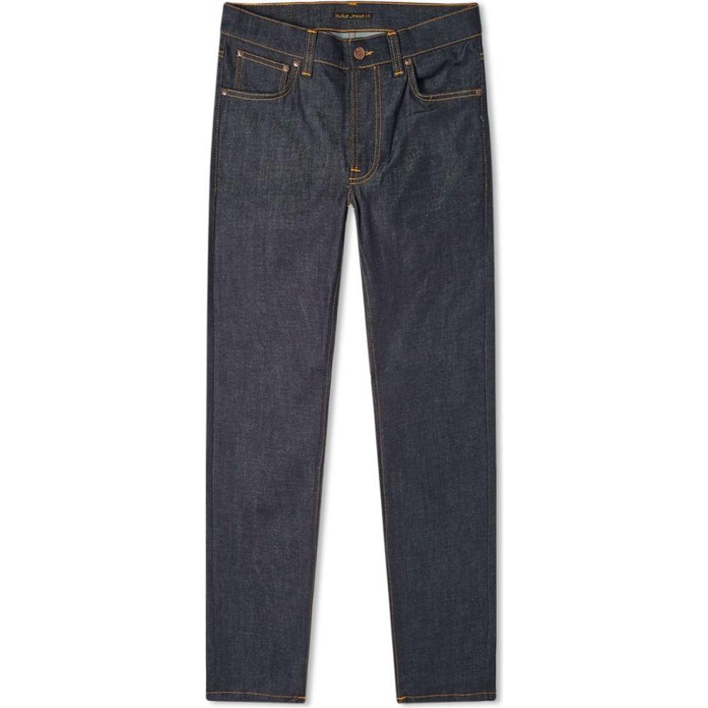 ヌーディージーンズ Nudie Jeans Co メンズ ジーンズ・デニム ボトムス・パンツ【nudie lean dean jean】Dry 16 Dips