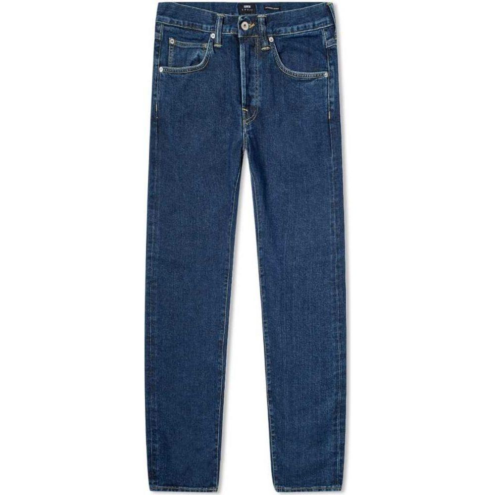 エドウィン Edwin メンズ ジーンズ・デニム ボトムス・パンツ【ed-55 regular tapered jean】Akira Wash