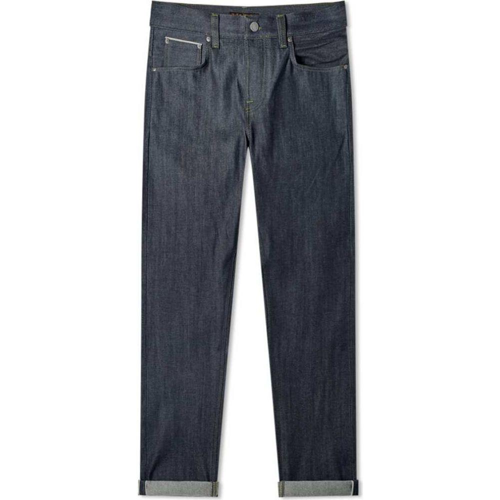 ヌーディージーンズ Nudie Jeans Co メンズ ジーンズ・デニム ボトムス・パンツ【nudie green sleepy sixten jean】Dry Green Selvedge